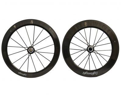 FERNWEG 60/80 mm Tubular Certified Pre-Owned Wheel-Set