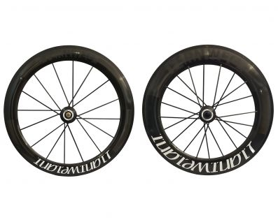 FERNWEG C 63/85 mm Clincher Certified Pre-Owned LR-Set
